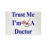 Trust Me...Doctor Rectangle Magnet (10 pack)