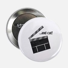 """And Cut! 2.25"""" Button (10 pack)"""