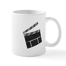 Movie Clapper Mugs