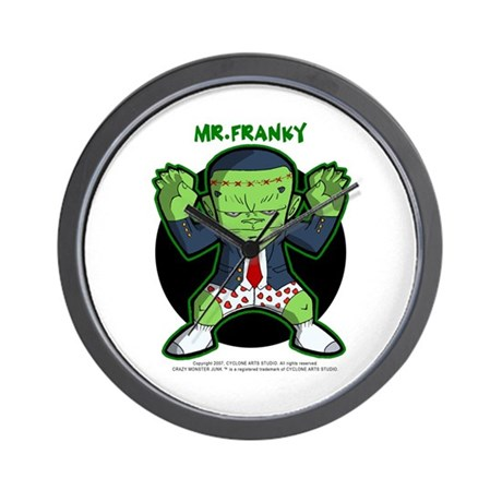 Mr. FRANKY Clock (LIMITED EDITION!)