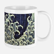 Feminine Wave by Hokusai Mug