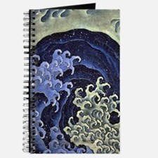 Feminine Wave by Hokusai Journal
