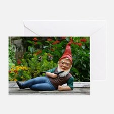 "Gnome Seduction ""Greeting"" Card"