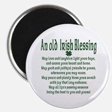 Old irish Blessing Magnet