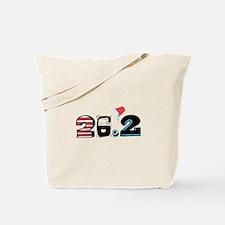 Marathon 26.2 Tote Bag