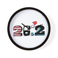 Marathon 26.2 Wall Clock