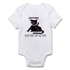 CATITUDE Infant Bodysuit