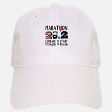 Marathon Courage Baseball Baseball Baseball Cap
