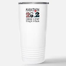 Marathon Courage Travel Mug