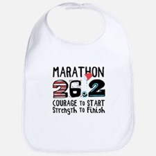 Marathon Courage Bib