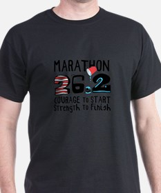 Marathon Courage T-Shirt