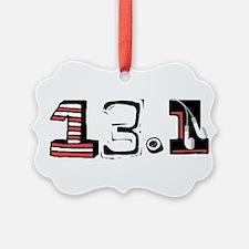 Half Marathon 13.1 Ornament