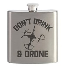 Don't Drink and Drone Flask