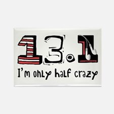 Half Crazy Magnets