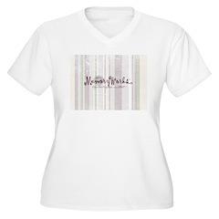 Consultant Striped Logo T-Shirt