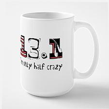 Half Crazy Mugs