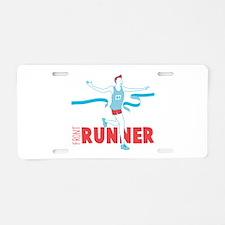 Front Runner Aluminum License Plate