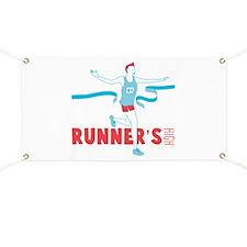 Runners High Banner