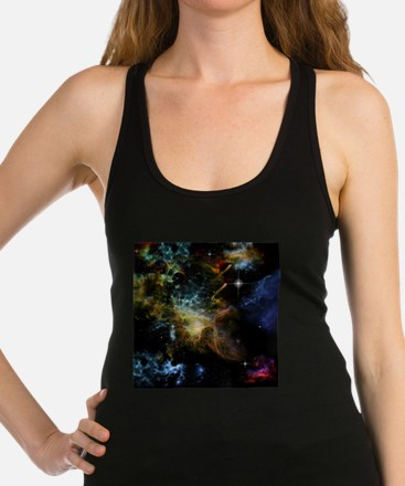 Awesome universe Racerback Tank Top