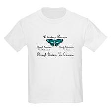 Teal Butterfly 1 (OC) T-Shirt