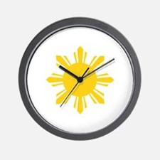 Cool Filipino Wall Clock