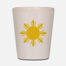Funny Philippines Shot Glass