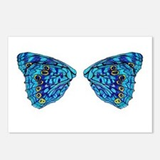 Hackberry Butterfly Postcards (Package of 8)