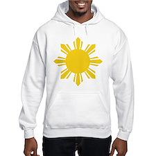 philippines sun Hoodie