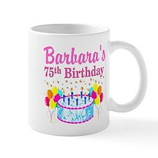75TH CELEBRATION Small Mug