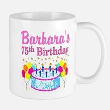 75TH CELEBRATION Small Small Mug