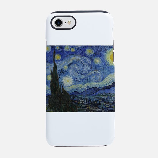 Vincent Van Gogh Starry Night iPhone 7 Tough Case