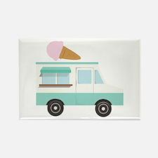 Ice Cream Truck Magnets