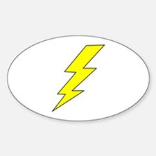 LIGHTENING BOLT Decal