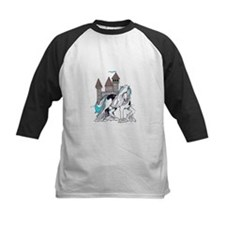 HORSE AND CASTLE Baseball Jersey