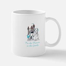 PRINCESS FULL FRONT Mugs