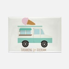 Screaming for Icecream Magnets