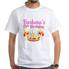75TH CELEBRATION Shirt