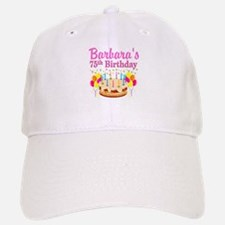 75TH CELEBRATION Baseball Baseball Cap