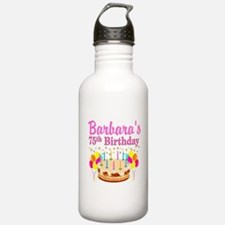75TH CELEBRATION Water Bottle