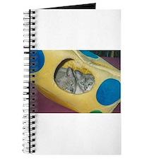 Burmese kittens Journal