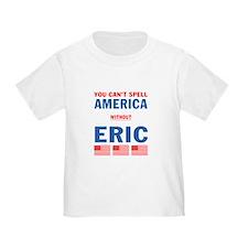 Eric in America T