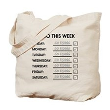 TO DO THIS WEEK Tote Bag