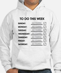 TO DO THIS WEEK Hoodie