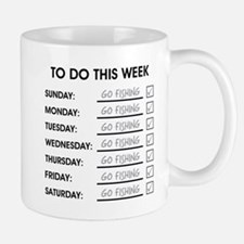 TO DO THIS WEEK Small Small Mug