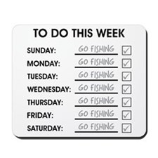TO DO THIS WEEK Mousepad