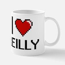 Unique Reilly coat arms Mug