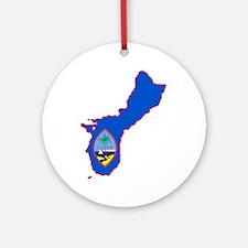 Cool Guam Ornament (Round)