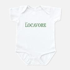 I'm a Locavore Infant Bodysuit