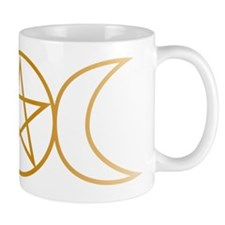 Triple Goddess Sign Mugs