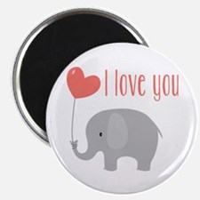 I Love You Magnets
